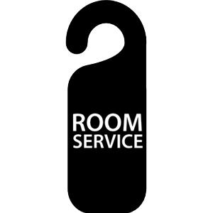 24/Hr Room Service